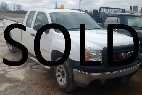 2008 GMC SIERRA 1500 $8500
