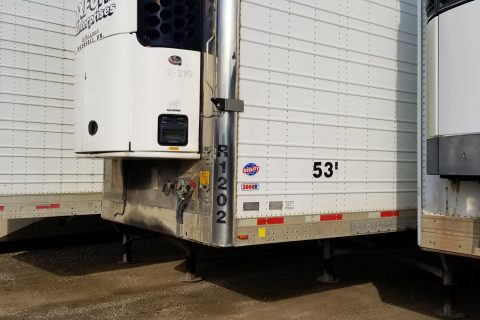 2000 AND 2001 TRAILERS FOR SALE